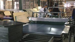黒板・工程黒板塗装