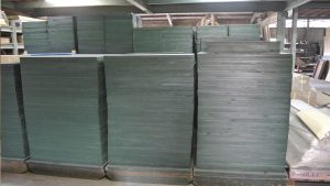 黒板・工程倉庫